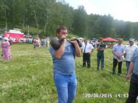 300 летие деревни Бургаджино