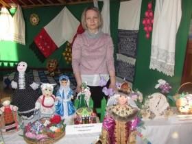 Выставка декоративно-прикладного творчества, в рамках празднования 100-летия образования Республики Башкортостан.