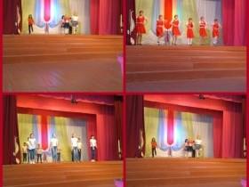 1 мая 2019 года в Алегазовском СДК прошел праздничный концерт посвященный Празднику Весны и Труда.