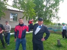 В селе Алегазово прошло народное гулянье «Праздник Домохозяйки и Домохозяина»!!!
