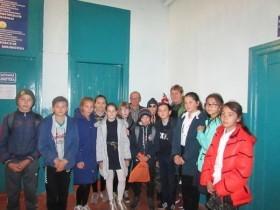 День пожилых людей в с.Алегазово