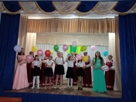 День Матери в д.Буртаковка