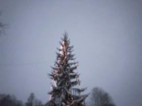 Открытие главной новогодней Ёлки села Алегазово