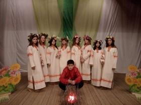 Участие театральных коллективов Алегазовского сельского поселения в районных  конкурсах