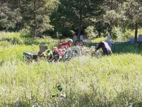 День поминовения и почитания в Алегазовском сельском поселении.