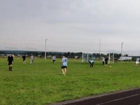 Спорт в Алегазовском сельском поселении.